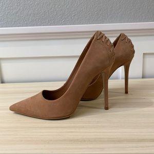 Steve Madden tan heels